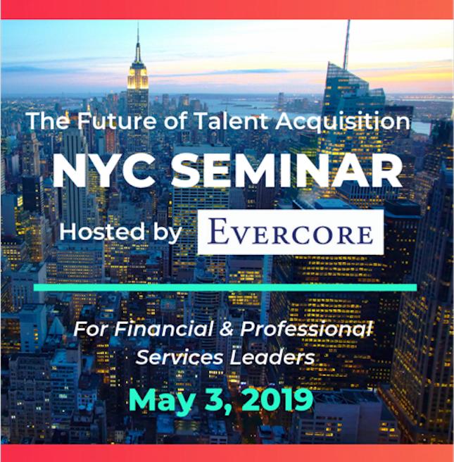 Evercore NYC Seminar Cropped