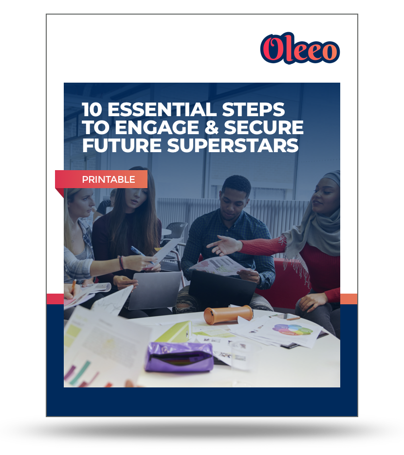 Oleeo-[Printable]-10-Essential-Steps-To-Engage-&-Secure-Future-Superstars-Mockup