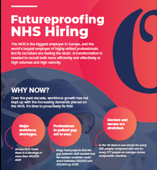 Futureproofing NHS Hiring