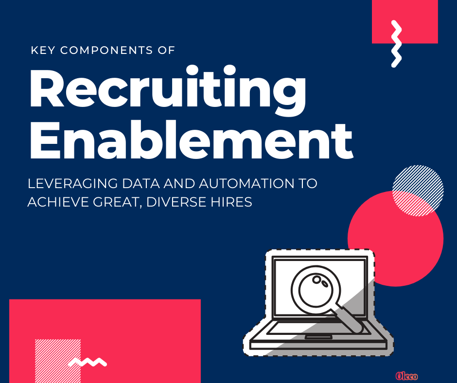 Recruiting Enablement Social Graphic